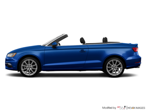 2016 Audi A3 Cabriolet