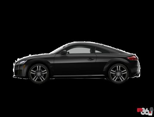 2016 Audi TT Coupé