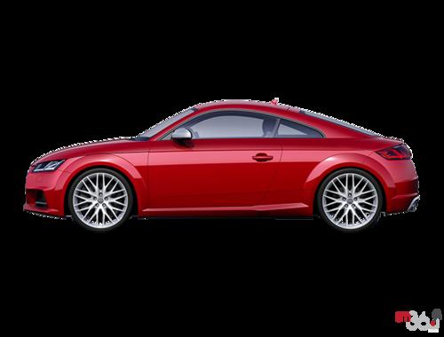 2016 Audi TTS Coupé