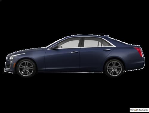 Cadillac CTS Berline  2016