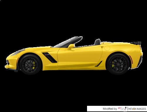 Chevrolet Corvette cabriolet  2016