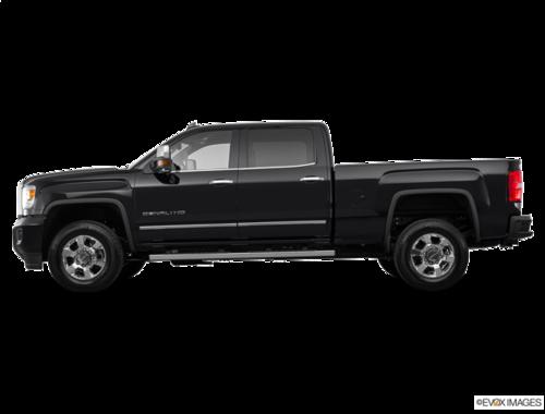 GMC Sierra 3500HD  2016