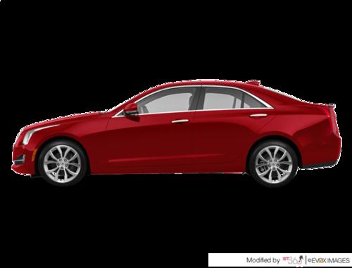 Cadillac ATS Berline  2017
