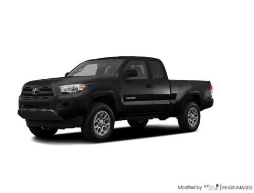 Toyota Tacoma - 2017