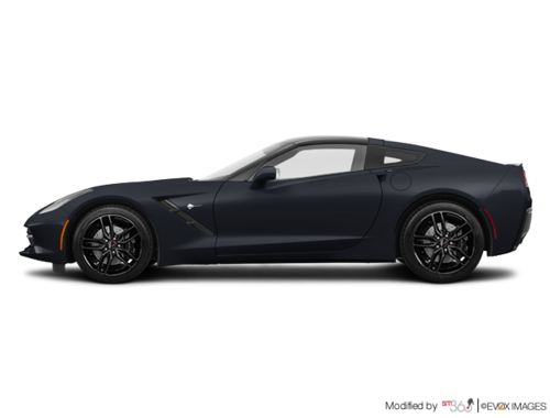 Chevrolet Corvette Coupé Stingray  2018