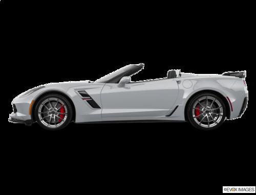 Chevrolet Corvette Cabriolet Grand Sport  2019