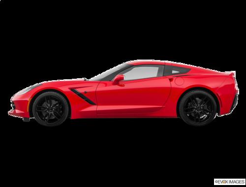 Chevrolet Corvette Coupé Stingray  2019