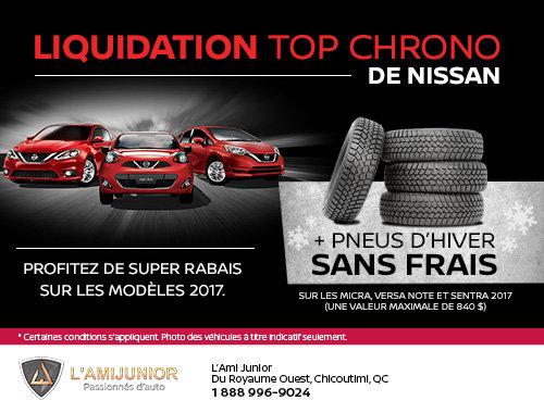 L'événement mensuel de Nissan