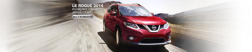 header home Nissan Rogue