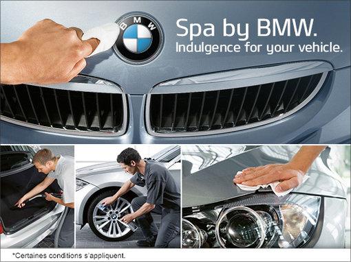 Spa by BMW