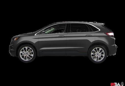 ford edge titanium 2015 downey ford in saint john new brunswick - 2015 Ford Edge Titanium Magnetic