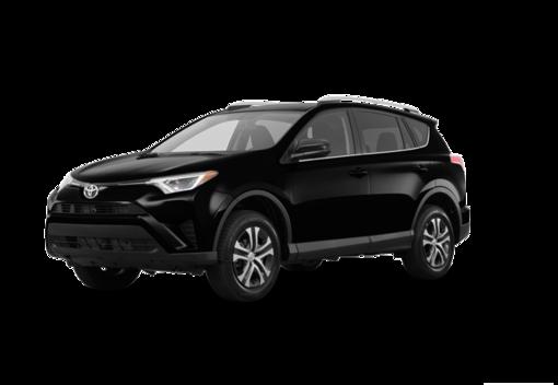 Toyota RAV4 LE+ 2017