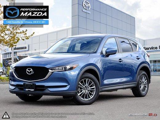 2018 Mazda CX-5 GS AWD at