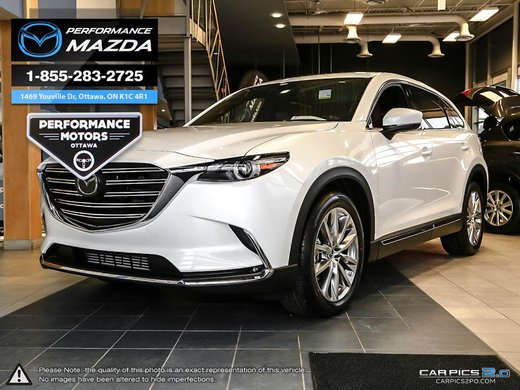 Mazda CX-9 Signature 2016