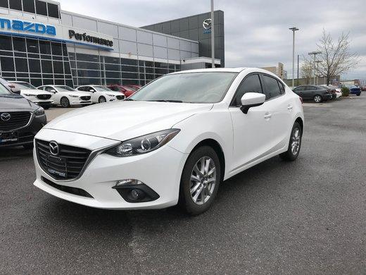 2015 Mazda Mazda3 GS W/NAVI
