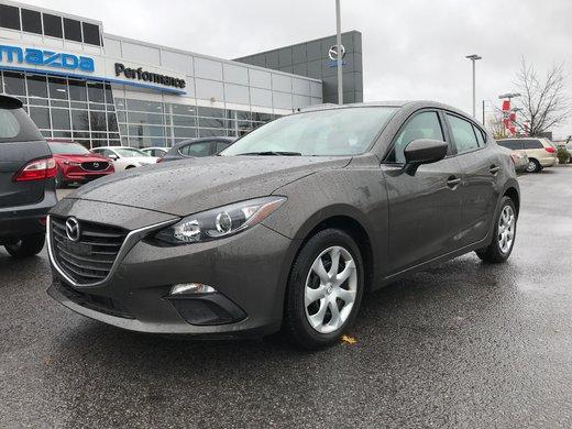 Mazda Mazda3 SPORT GX 2016
