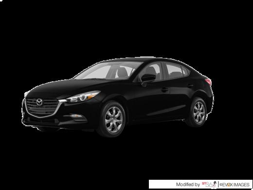 Mazda Mazda3 GX 6sp 2018