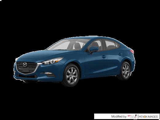 2018 Mazda Mazda3 GX 6sp