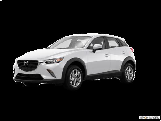 Mazda CX-3 GS FWD at 2018