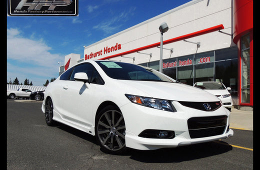 2013 Honda Civic Coupe SI HFP Package! Underbody Spoiler Kit! Alloy Wheels!
