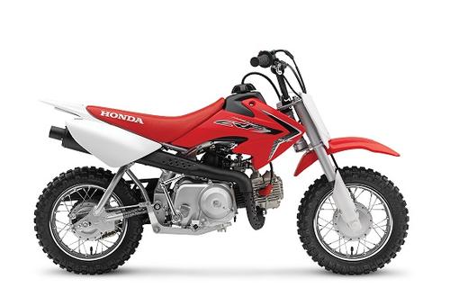 2018 Honda CRF50