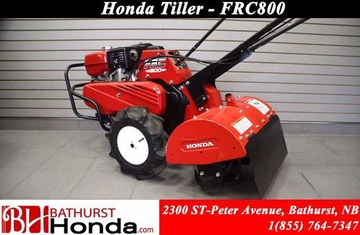 2016 Honda FRC800