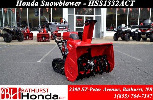 9999 Honda HSS1332ACT
