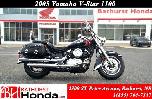 Yamaha V-Star 1100 2005