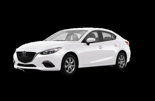 2016 Mazda MAZDA3 GX