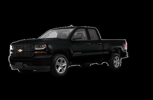 CHEVY TRUCKS SILVERADO 1500 DOUBLE 4X4 1CX 2017