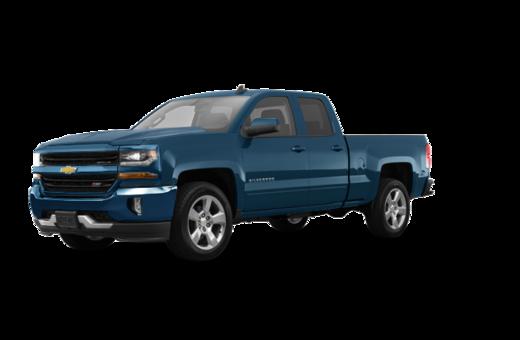 CHEVY TRUCKS SILVERADO 1500 DOUBLE 4X4 2LT 2017