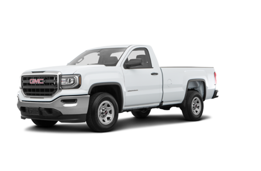 GMC SIERRA 1500 DOUBLE 4X4 1SA 2017