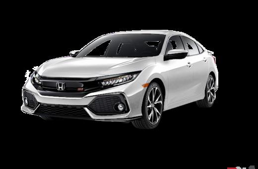 Honda CIVIC SDN SI Si 2017