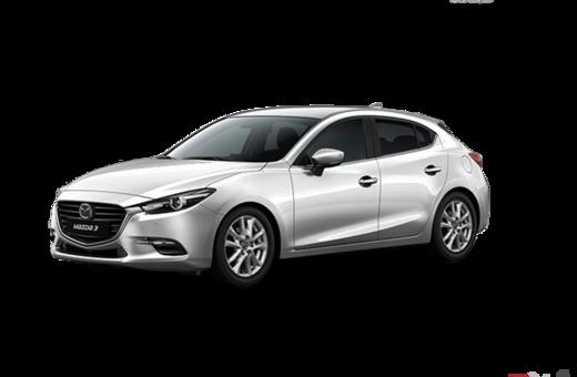 2017 Mazda MAZDA3 SPORT GS GS