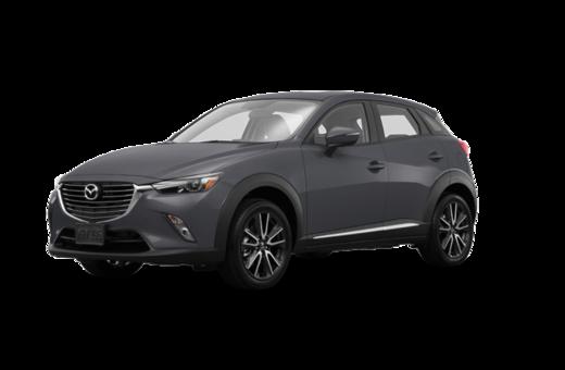 2017 Mazda CX-3 GRAND TOURING GT