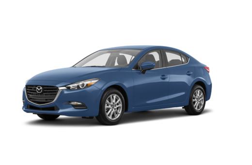 2018 Mazda MAZDA3 GS GS