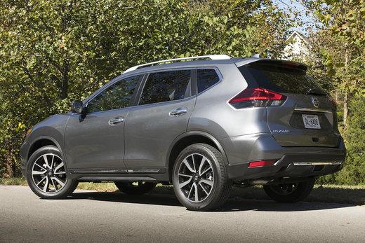 Le Nissan Rogue 2019 est prêt pour l'aventure