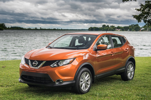 Nissan Qashqai 2019 vs Ford EcoSport