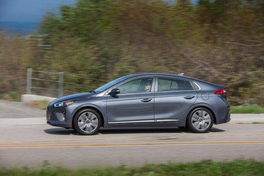 2017 Hyundai IONIQ reviews are out