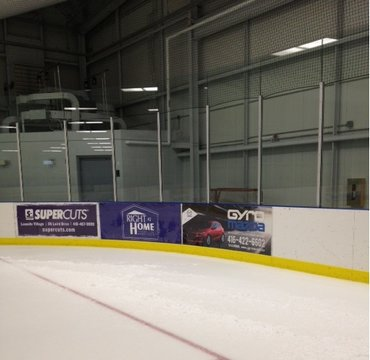 Gyro Mazda Sponsors a Local Sport Facility!