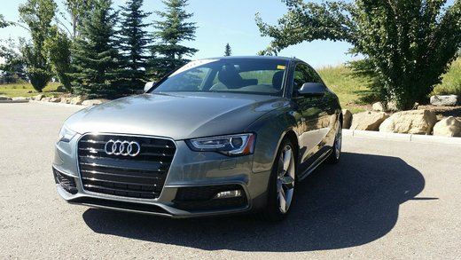 pre owned 2013 audi a5 2 0t premium plus tip qtro cpe 2 pre owned inventory glenmore audi. Black Bedroom Furniture Sets. Home Design Ideas