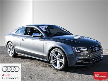 2014 Audi S5 3.0 7sp S tronic Technik Cpe