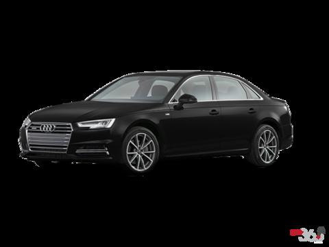 2017 Audi A4 2.0T Technik quattro 6sp