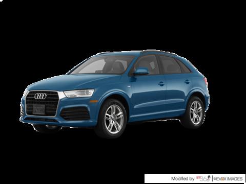 2018 Audi Q3 2.0T Technik quattro 6sp Tiptronic