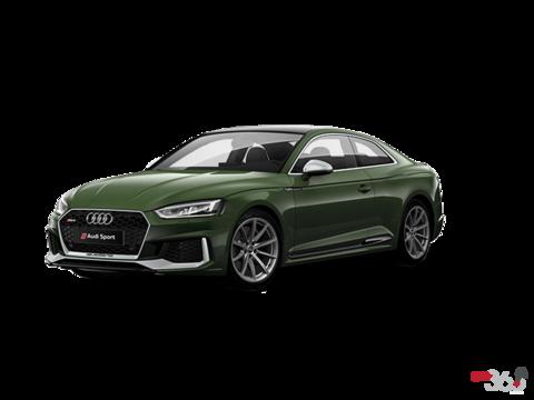 2018 Audi RS 5 Quattro 8sp Tiptronic