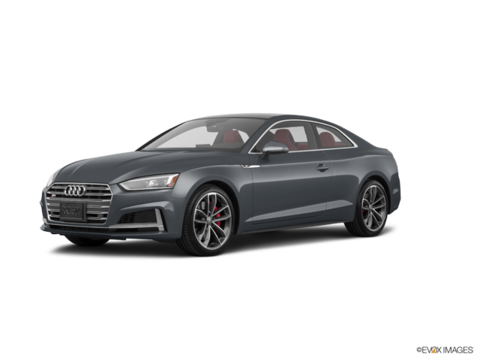 2018 Audi S5 3.0T Progressiv quattro 8sp Tiptronic Cpe