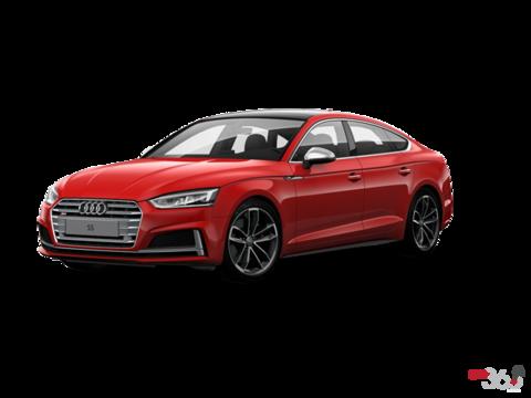 2018 Audi S5 Sportback 3.0T Technik quattro 8sp Tiptronic