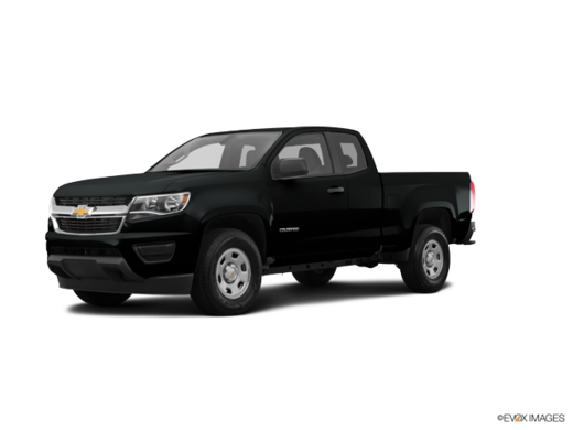 CHEVY TRUCKS COLORADO EXTENDED 4X4 4WT 2017
