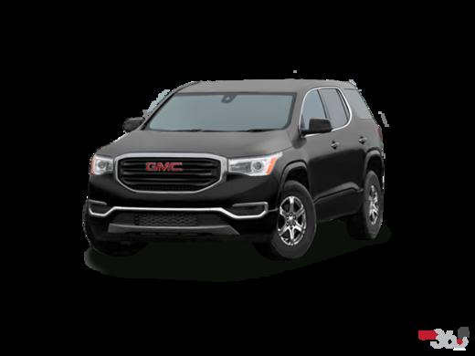 GMC ACADIA AWD 3SB 2017