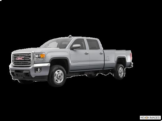 GMC SIERRA 2500 CREW 4X4 3SA 2017